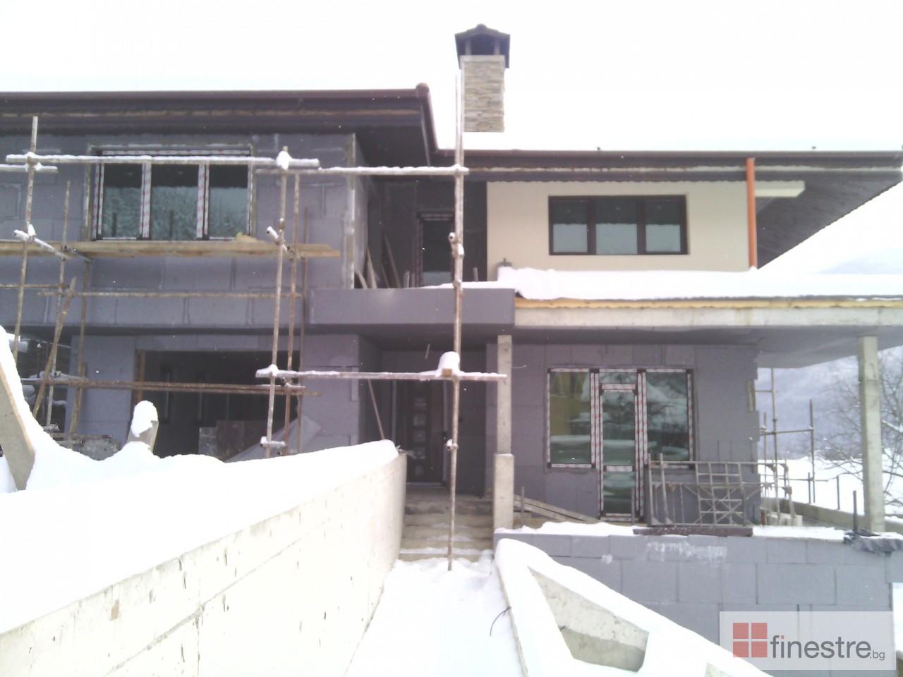 PVC дограма - цяла къща 11
