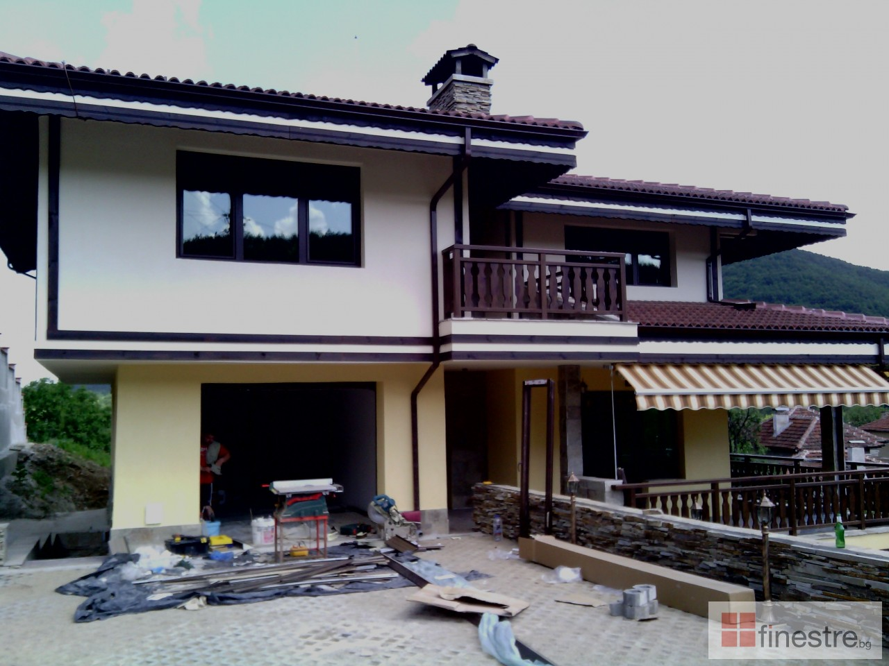 PVC дограма - цяла къща 4