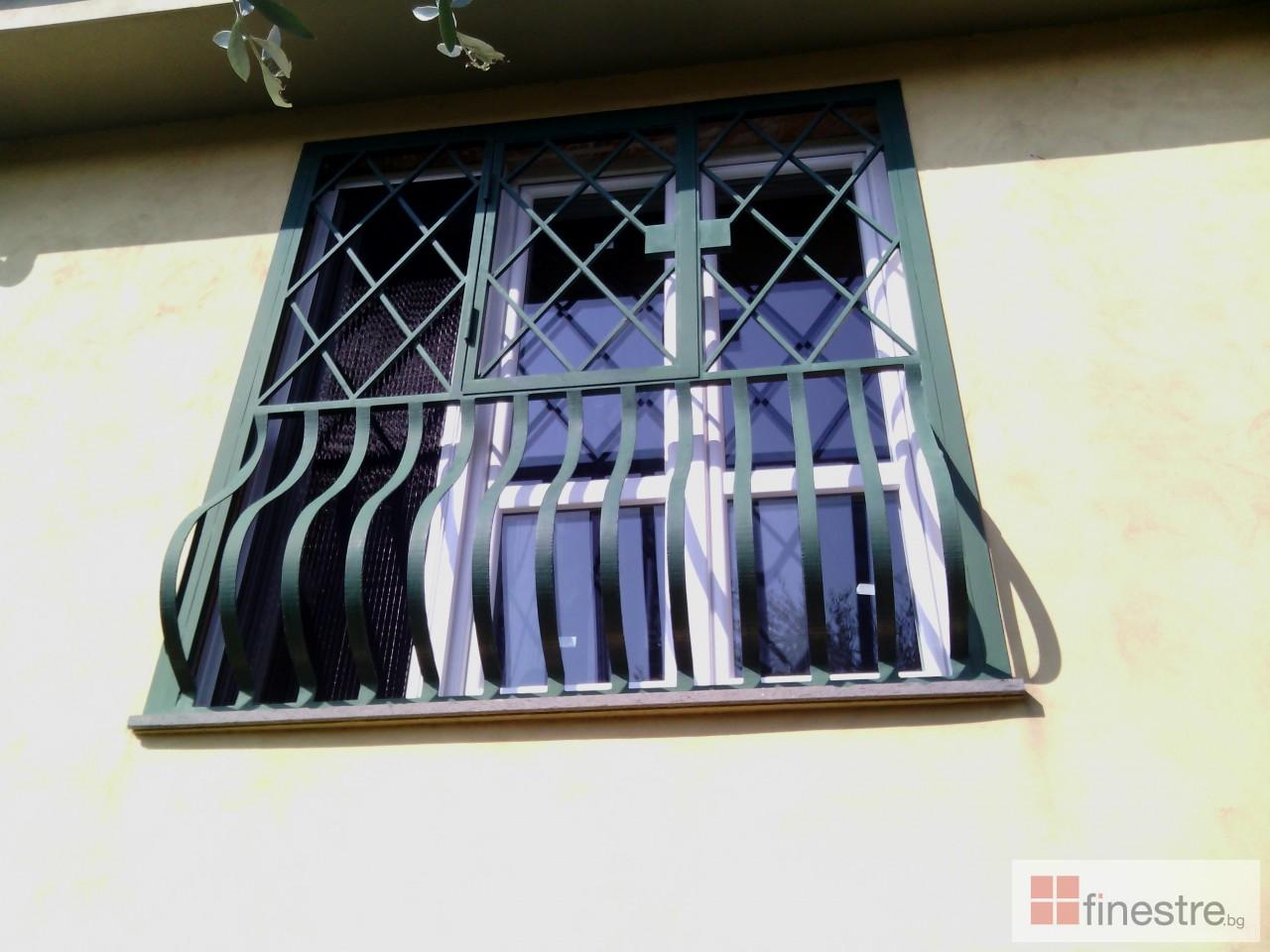 PVC дограма за Fiumicino, Italy 2