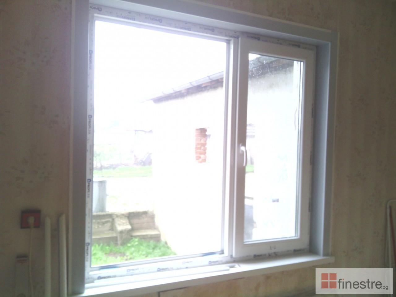 PVC дограма за къща в гр. Вълчедръм 2