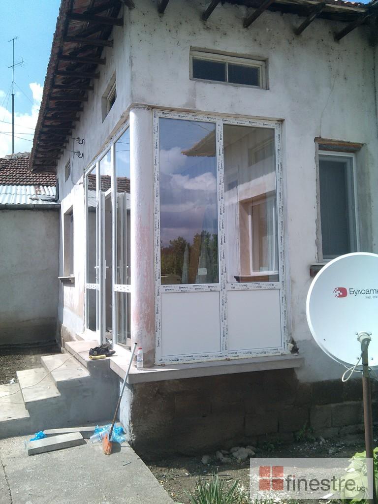 PVC дограма за къща в гр. Вълчедръм 7