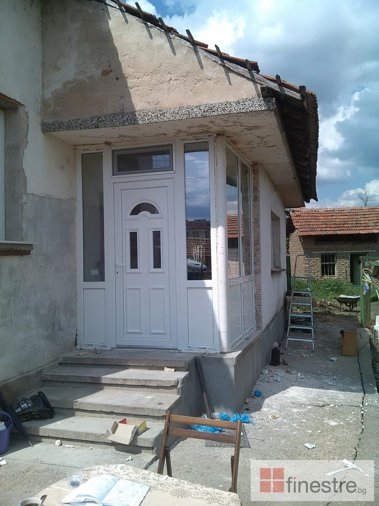 PVC дограма за къща в гр. Вълчедръм 8