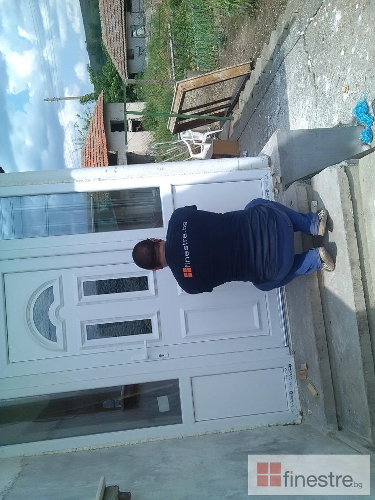 PVC дограма за къща в гр. Вълчедръм 1