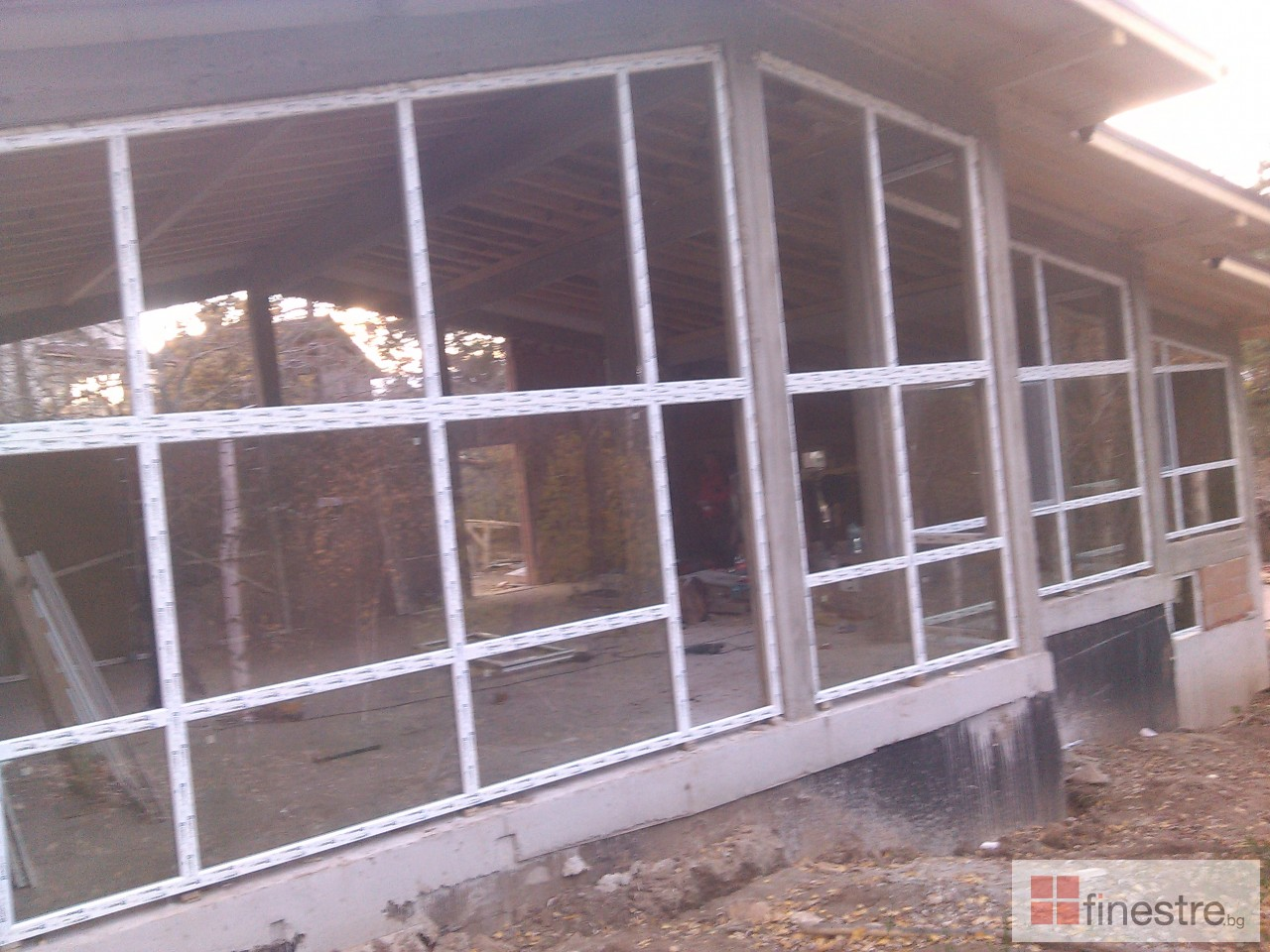 PVC добграма за къща в с. Рударци 6