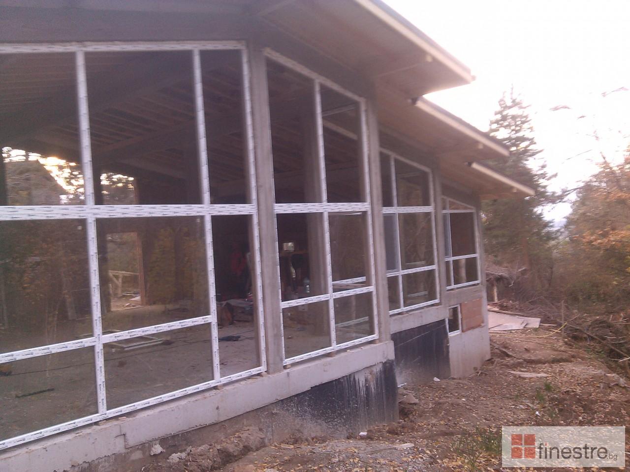 PVC добграма за къща в с. Рударци 3