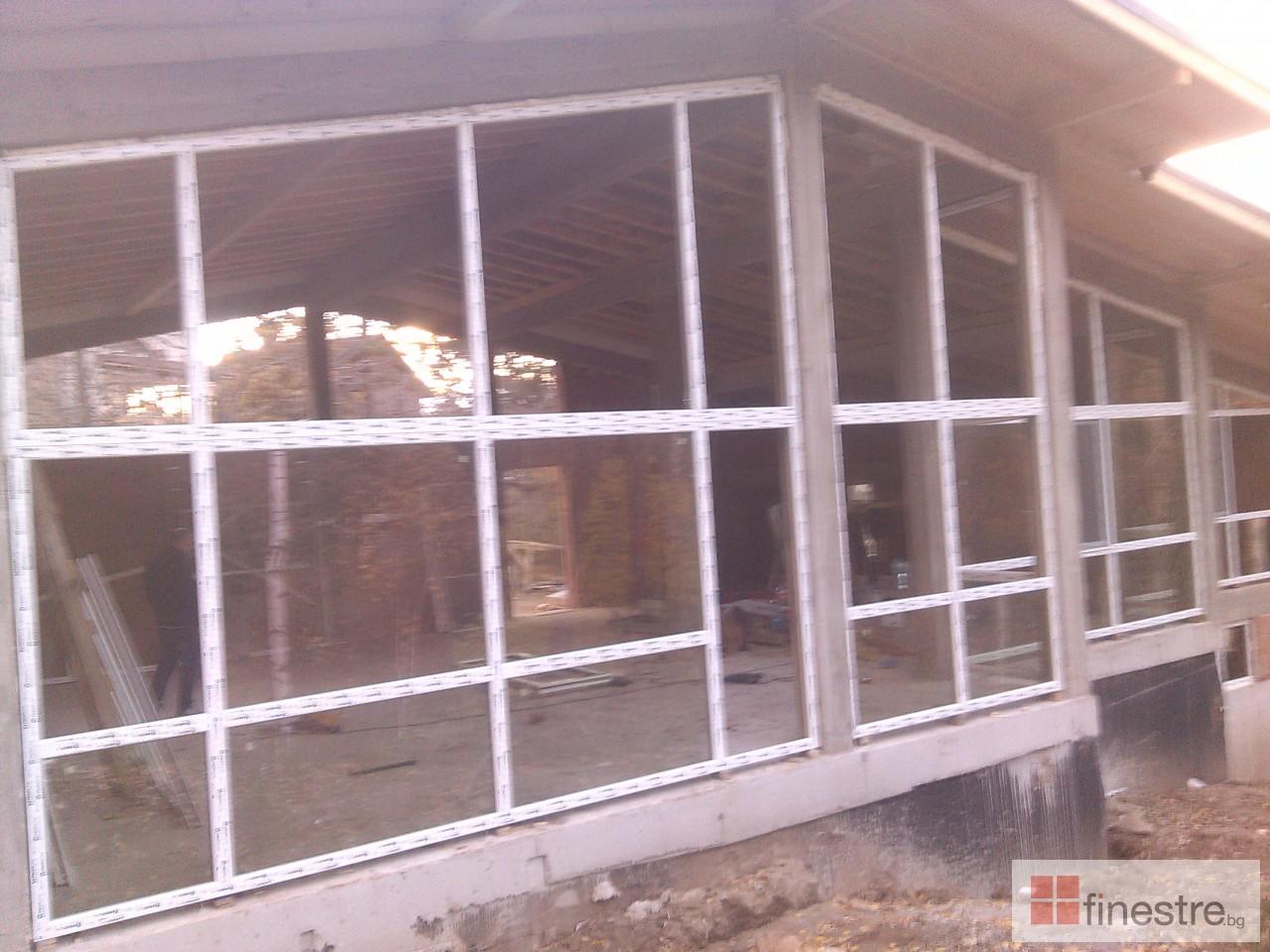 PVC добграма за къща в с. Рударци 0