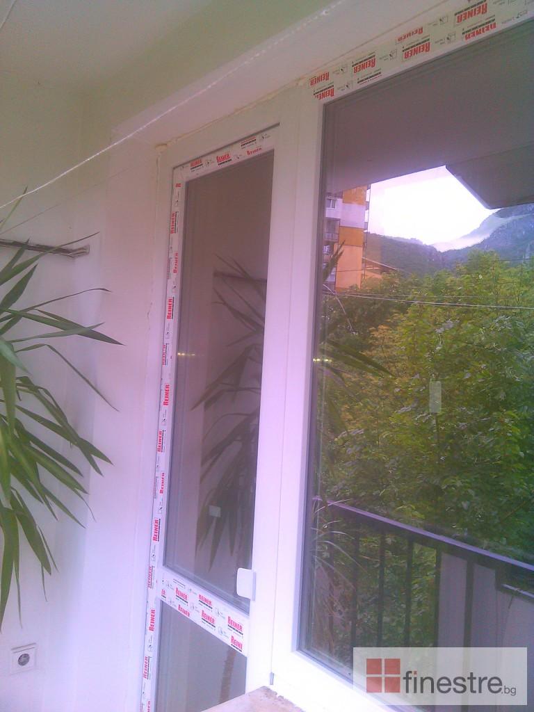 PVC дограма Reiner  88мм за къща в град Враца 2