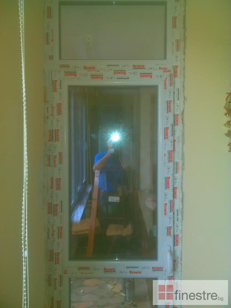 PVC дограма Reiner  88мм за къща в град Враца 4