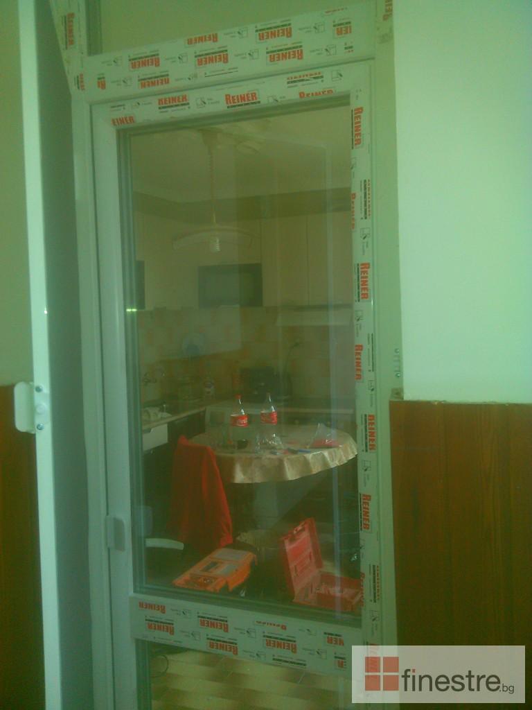 PVC дограма Reiner  88мм за къща в град Враца 5
