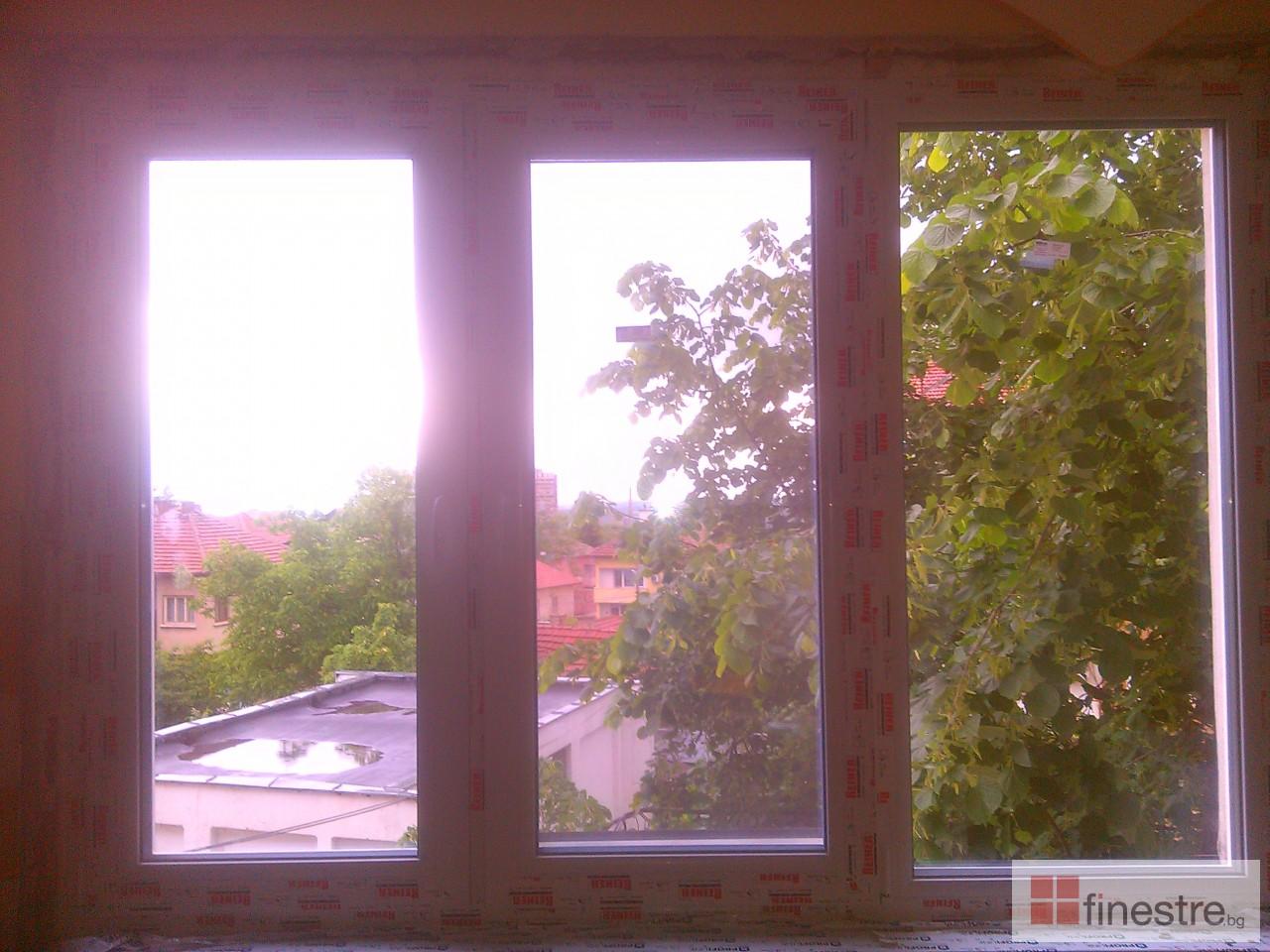 PVC дограма Reiner  88мм за къща в град Враца 7