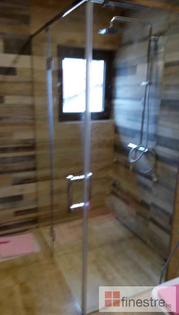 Стъклена душ кабина 3
