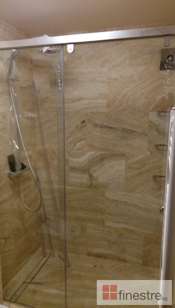Стъклена душ кабина 4