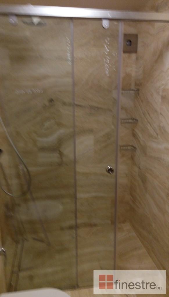 Стъклена душ кабина 5