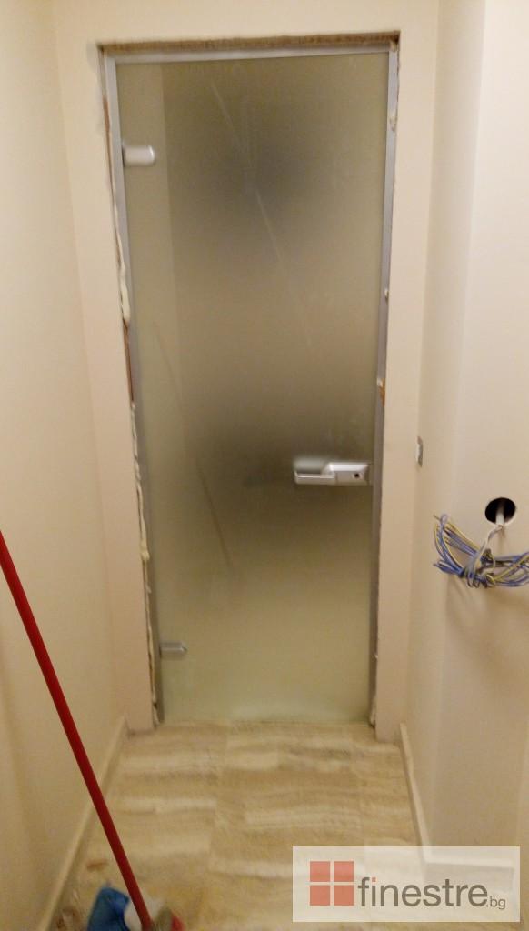 Стъклена душ кабина 6