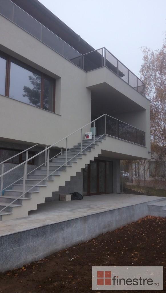 Къщата на гъмзата 0