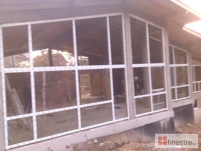 PVC добграма за къща в с. Рударци